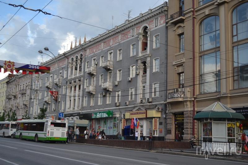 Ул. Садовая / Фото из России