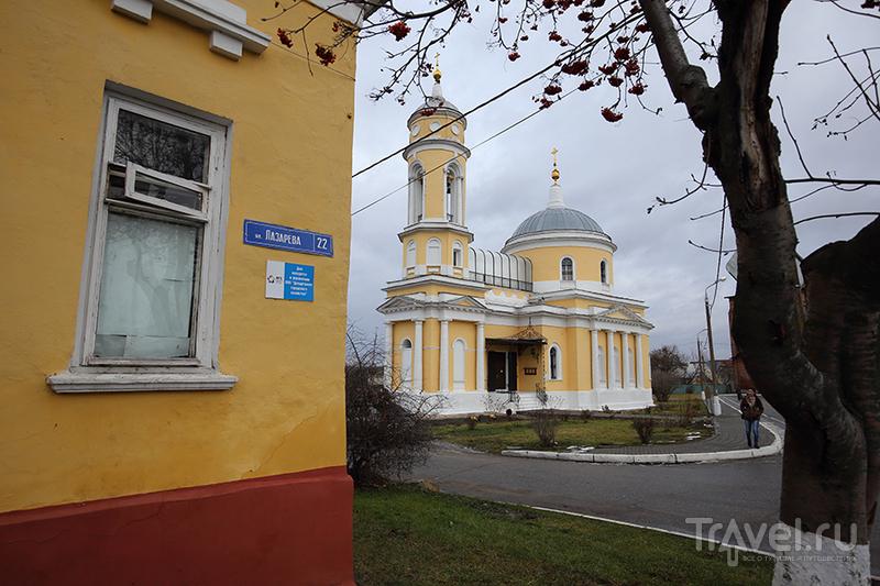 Променад Коломна-Зарайск-Рязань / Фото из России