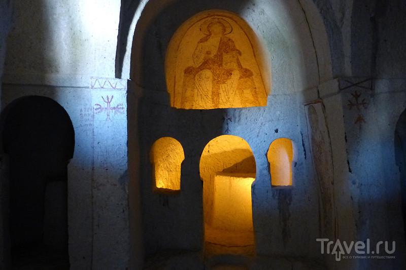 Музей под открытым небом Гёреме / Фото из Турции