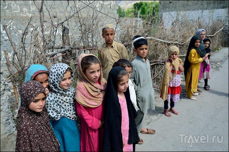 Только не рассказывайте маме, что я в Пакистане / Фото из Пакистана