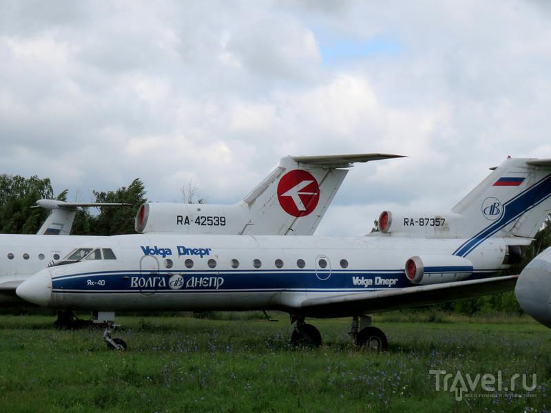 Ульяновск: первым делом самолеты или музей гражданской авиации / Россия