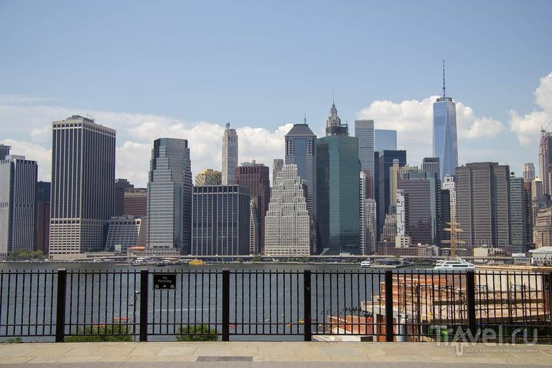 Нью-Йорк, Нью-Йорк. Б - значит Бруклин / США