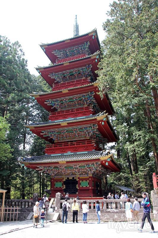 """""""Золотая неделя"""" в Японии. Никко (Nikko) / Фото из Японии"""