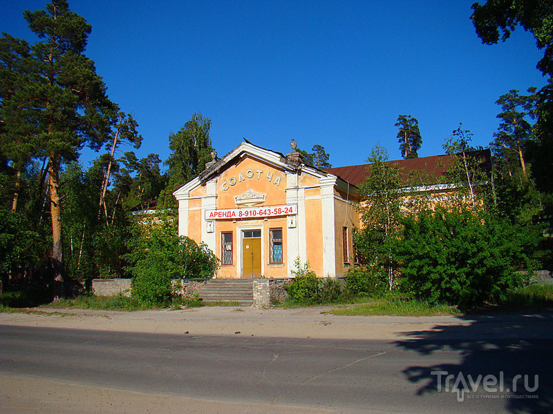В окрестностях Рязани / Фото из России