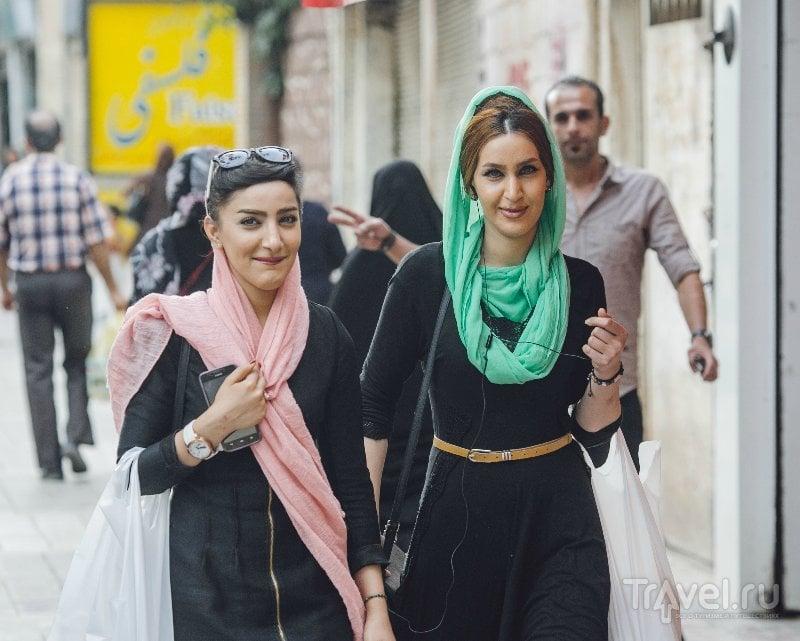 Главное богатство Ирана - люди! / Иран