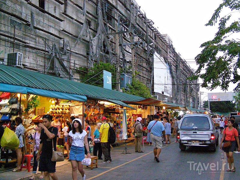 Таиланд. Бангкок. Рынок Чатучак / Таиланд