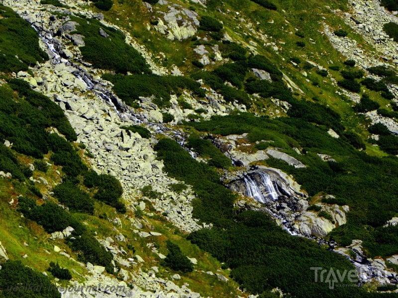 Словацкий Рай - просто рай! Высокие Татры. Острава - Батисовские водопады - Вышни Хаги / Фото из Словакии