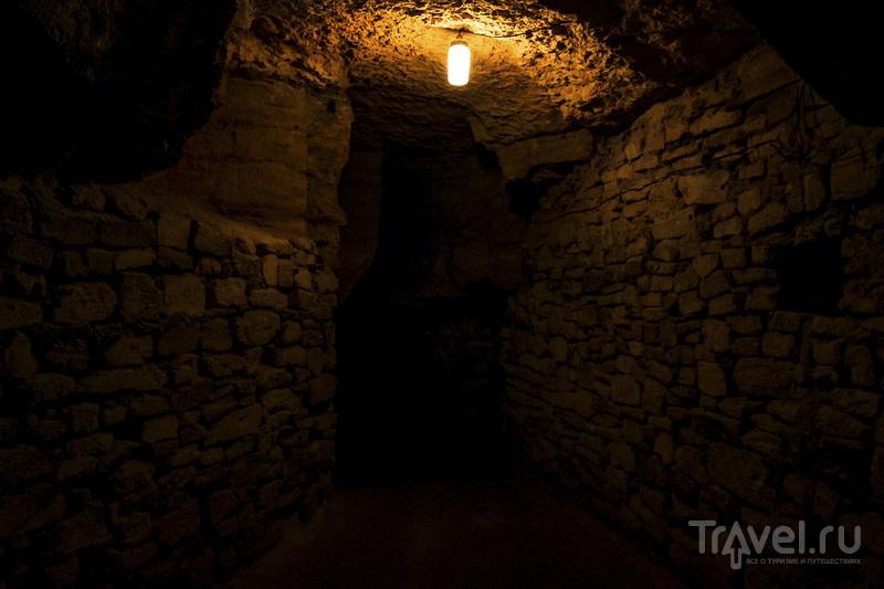 Одесские каменоломни в Нерубайском / Фото с Украины