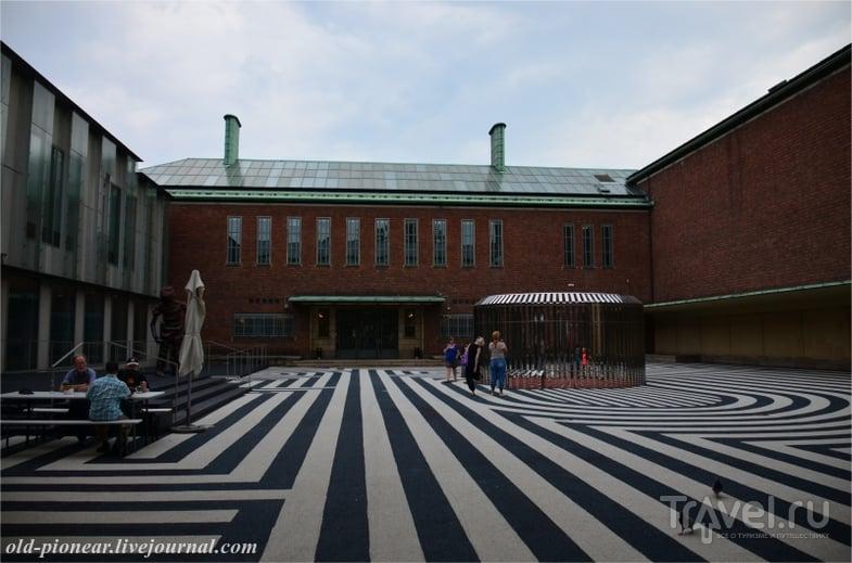 Музей Бойманса ван Бёнингена. Роттердам, Нидерланды / Нидерланды