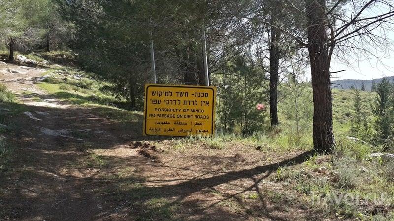 Парк Аялон - Канада / Израиль