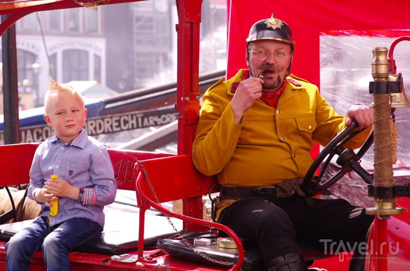Фестиваль паровых машин / Фото из Нидерландов