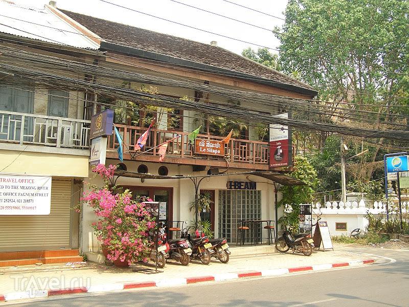 Лаос. Французское наследие Вьентьяна / Лаос