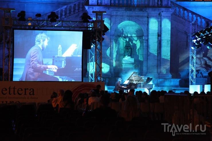Театрально-музыкальный Рим / Италия
