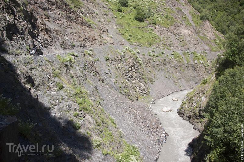 Грузия, Сванетия в июле: Ушгули / Фото из Грузии