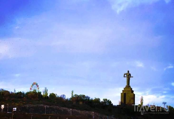 Eреванские парки - самые лучше! / Армения