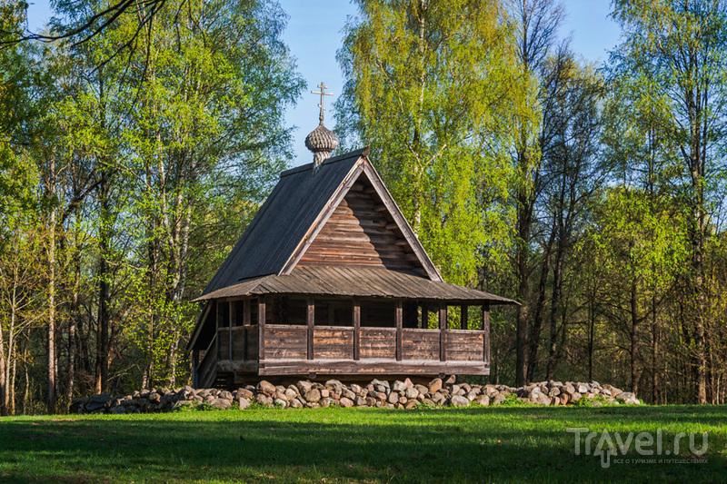 Витославлицы - музей деревянного зодчества / Россия
