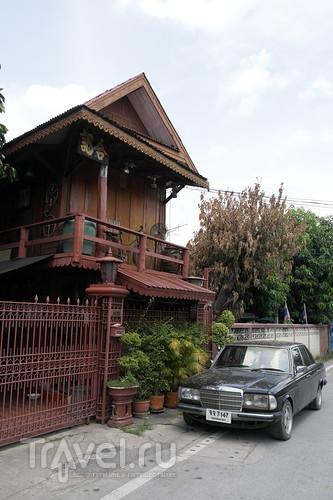 Аюттхая (древняя столица Таиланда) без памятников / Таиланд