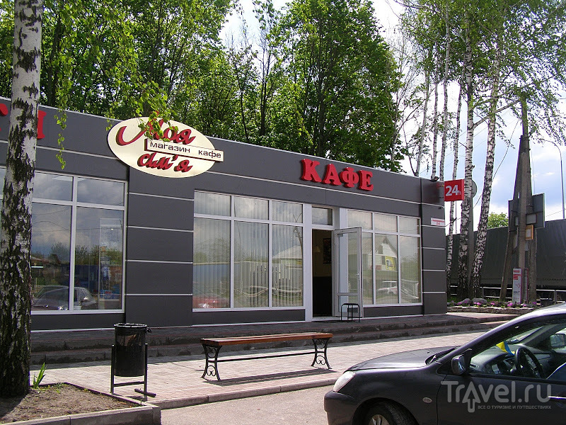 Украинские придорожные кафе / Украина