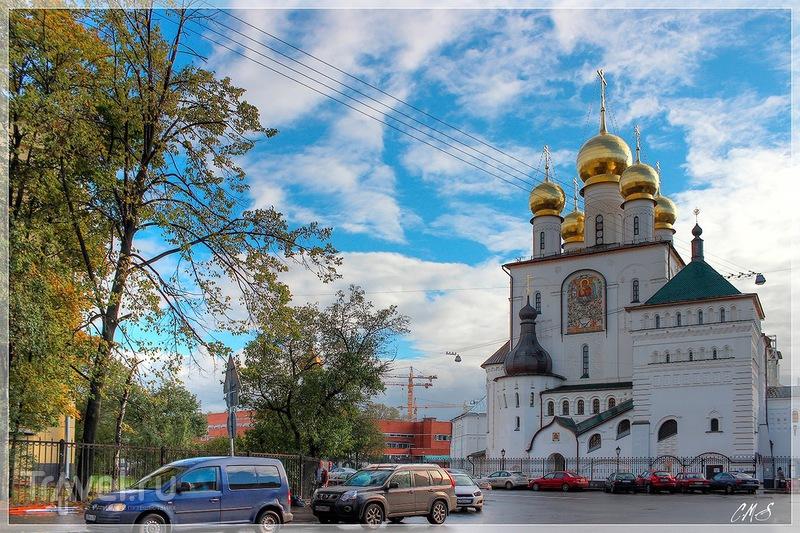 Полтавская улица / Россия
