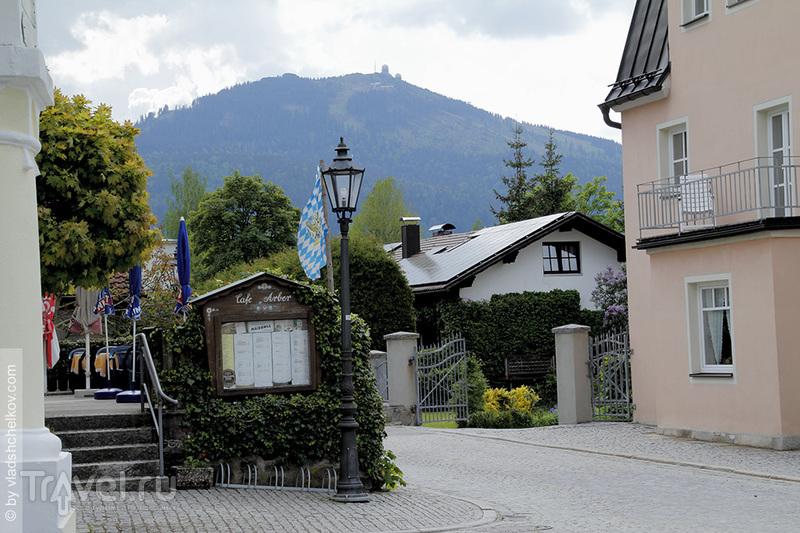 Пограничный город Bayerisch Eisenstein / Германия