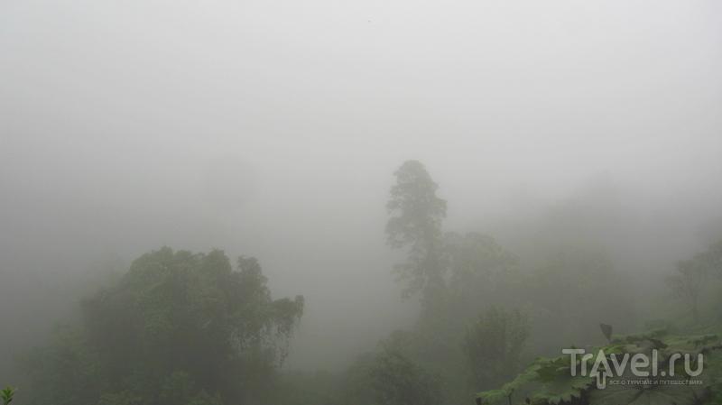 Кесальтенанго: вулканическое тепло и кладбищенский холод / Гватемала