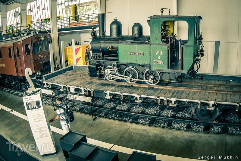 Взрослые игрушки... Музей транспорта в Люцерне / Швейцария