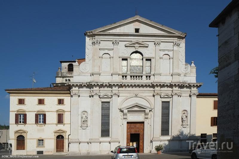 Верона, Церковь San Giorgio in Braida / Италия