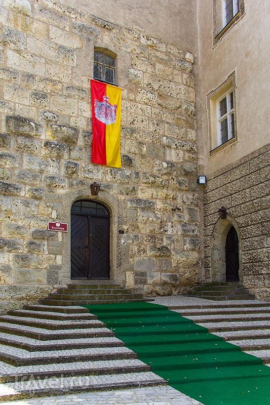 Крепость Harburg / Германия