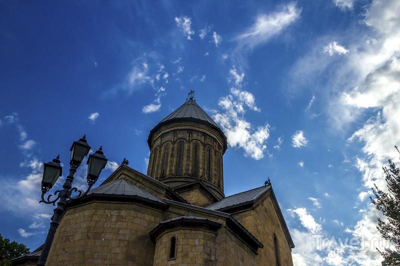 """От """"мокрицы"""" до """"поганок"""": настоящий Тбилиси / Фото из Грузии"""