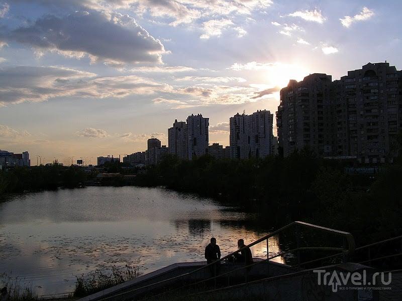 Киев. Дарница / Украина