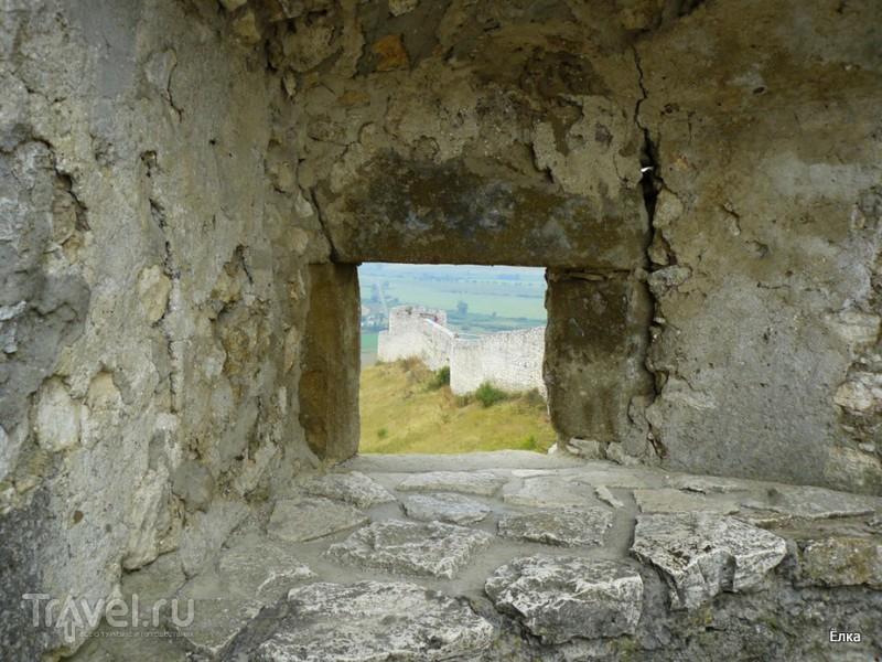Словацкий Рай - просто рай! Спишски град / Фото из Словакии