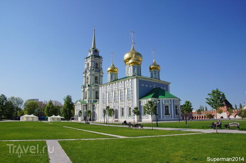 Тула в середине мая / Россия