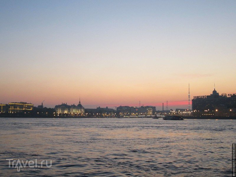 Алые паруса-2016 и Петербург в самую короткую ночь / Россия