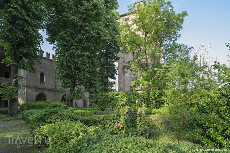 Rocca dei Rossi di San Secondo Parmense / Италия