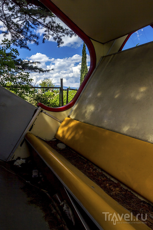 Секреты парка Мтацминда / Фото из Грузии