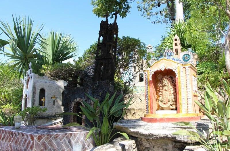 Мексиканское кладбище Мост в рай (The Bridge to Paradise) / Фото из Мексики