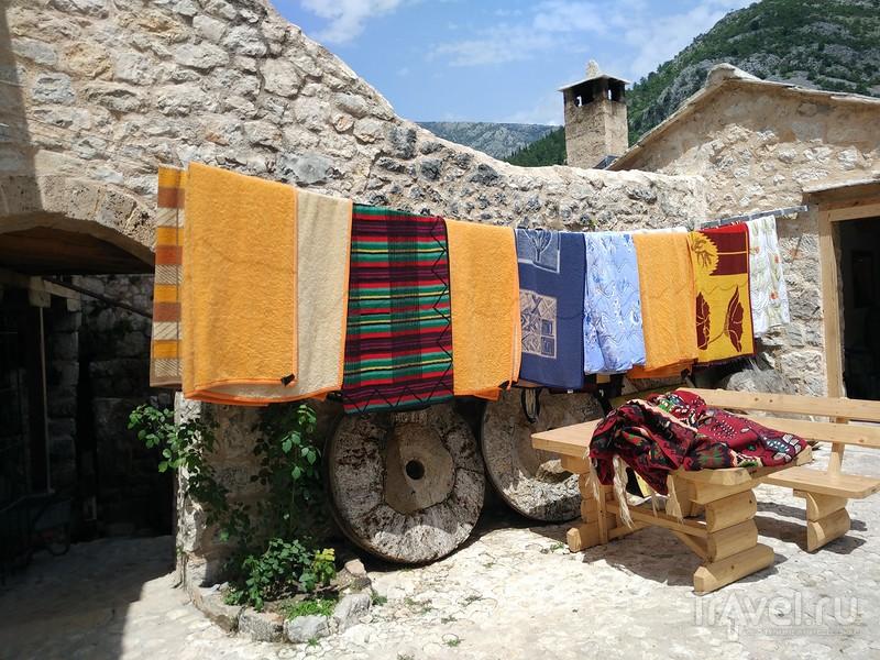 Аутентичная мельница и прачечная в Столаце (Босния и Герцеговина) / Фото из Боснии и Герцеговины