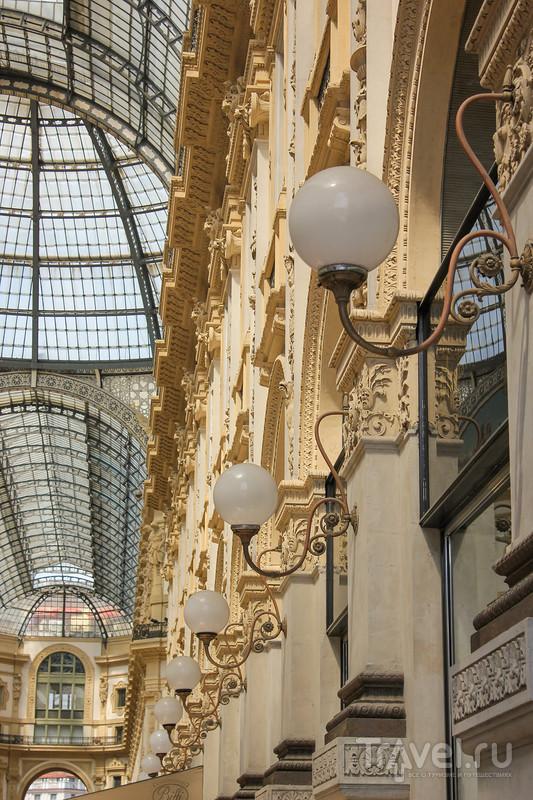 Галерея Vittorio Emanuele II / Фото из Италии