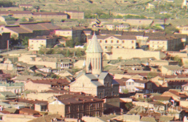 От Рике до Авлабари через Метехи / Фото из Грузии