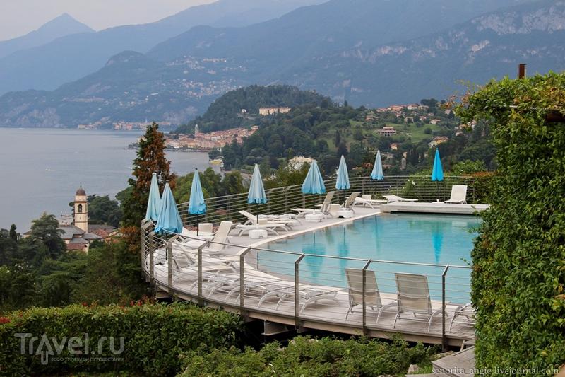 Белладжио - жемчужина озера Комо / Фото из Италии