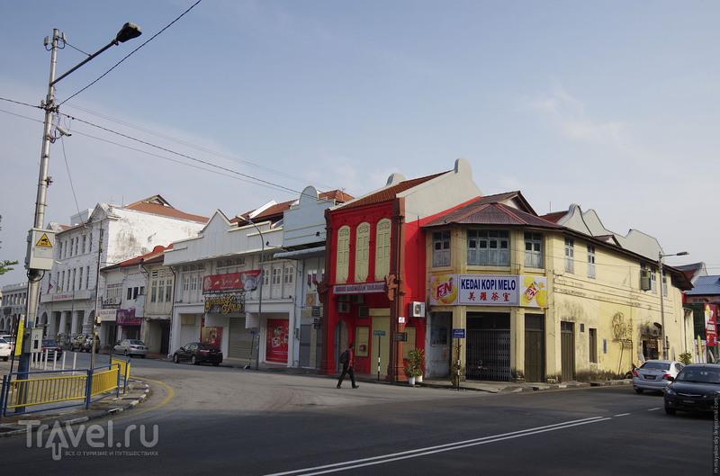 Wild Asia Tour. Джорджтаун (George Town) / Фото из Малайзии