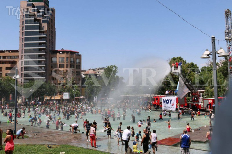 Праздник воды, Вардавар 2016 / Армения