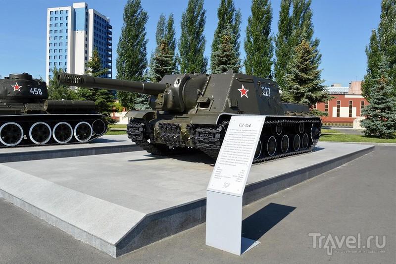 Парк Победы в Казани / Россия