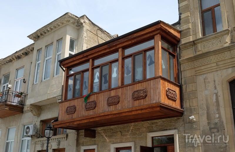 Баку - город моего детства / Фото из Азербайджана