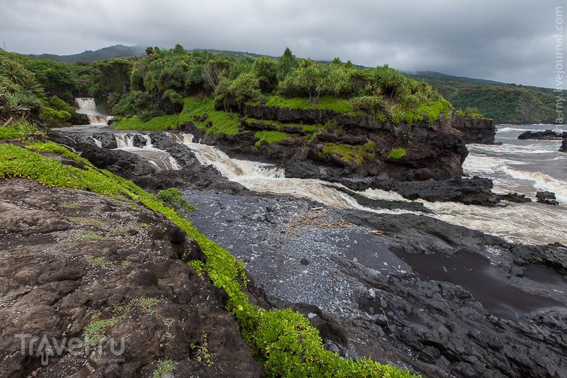 Гавайи. Мауи. Национальный парк Haleakalā / Фото из США