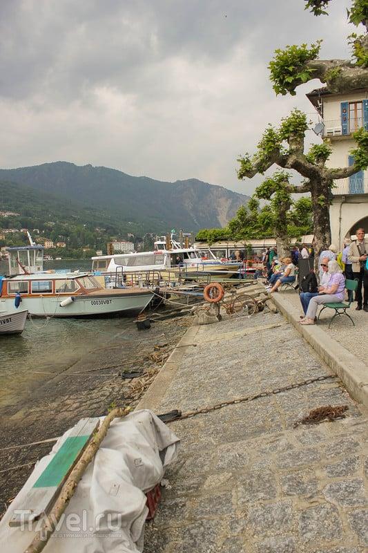Италия: прогулка по Рыбачьему острову (Isola Superiore o dei Pescatori) / Италия