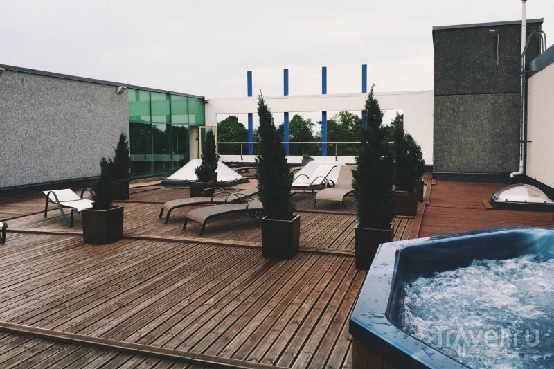 Отель Toila Spa в Эстонии / Эстония