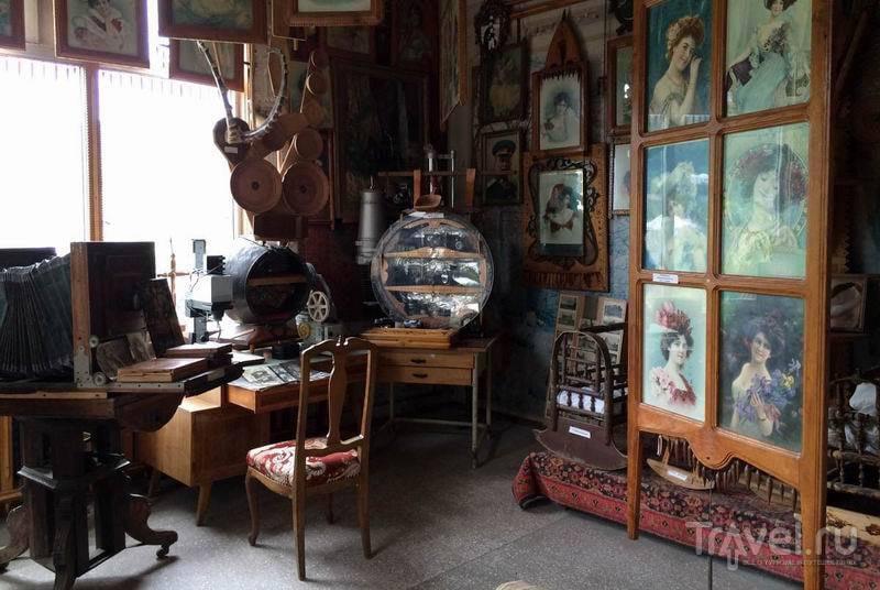 Коллекции в музее Георгия Хецуриани / Россия