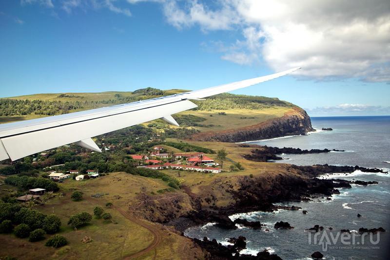 Таинственный остров Пасхи! / Фото из Чили