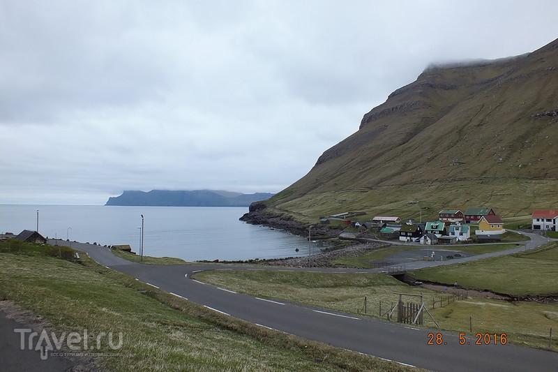 Фарерские острова. Остров Эстурой (Eysturoy) / Фарерские острова